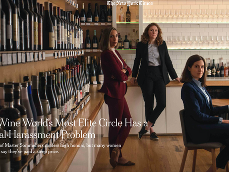 Women in wine: 5 moments that reshaped wine in 2020