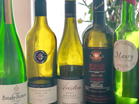 The Hunter Valley's Star Wines: The Perfect Pairing Menu