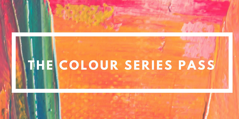 The Colour Series Pass (Book all 3 events)