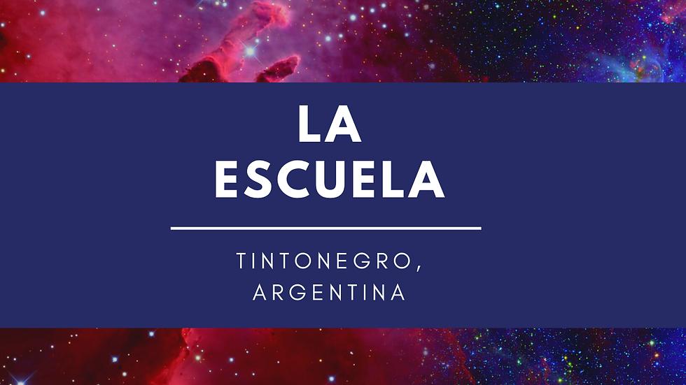 """Tinto Negro """"La Escuela"""" Malbec 2016"""