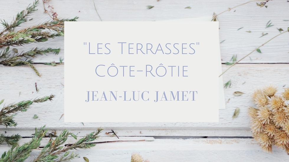"""Jean Luc Jamet """"Les Terrasses"""" Côte Rôtie, 2016"""