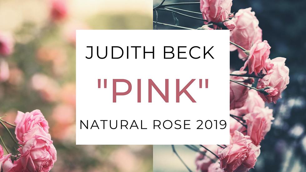 "Judith Beck ""PINK"" Rosé, Austria 2019"