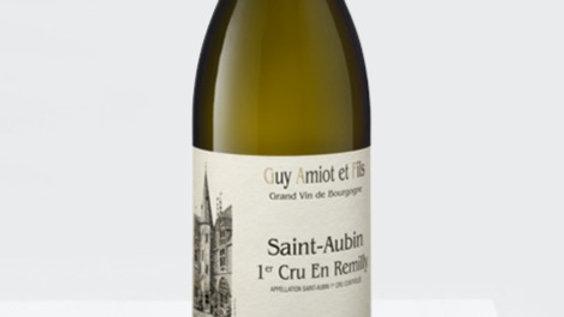 Saint Aubin, 1er Cru En Remilly Blanc 2013, Domaine Guy Amiot et Fils