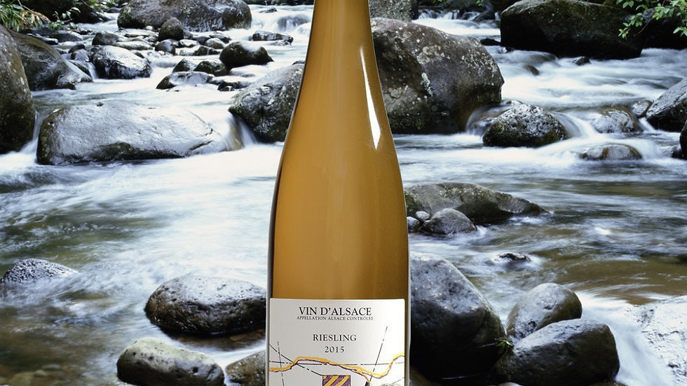 Albert Mann Riesling 'Tradition', Alsace, 2018