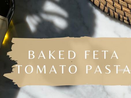 THAT Baked Feta & Tomato Pasta recipe...