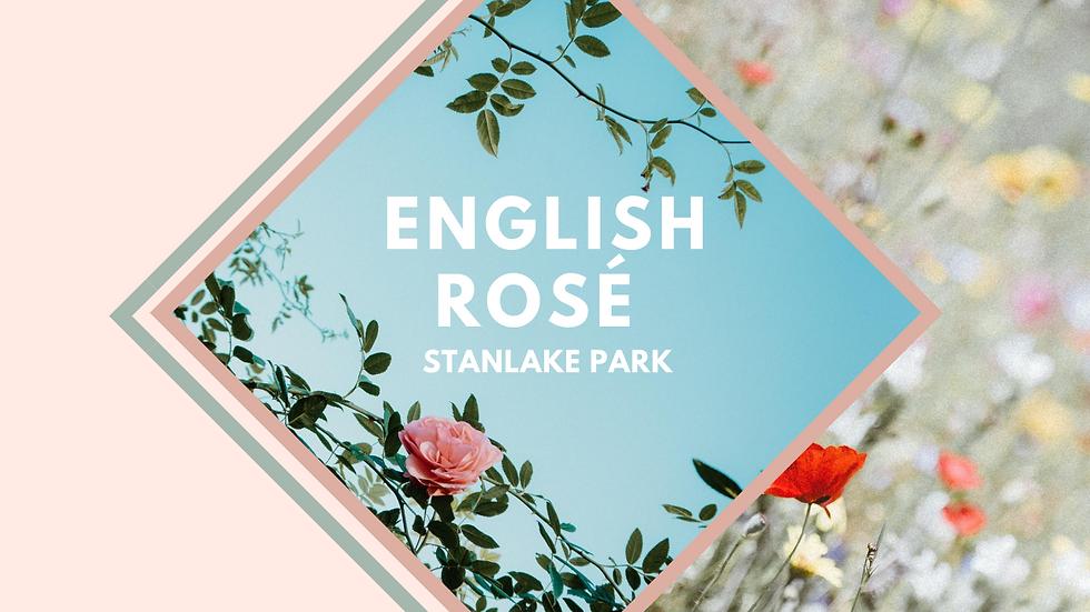 Stanlake Park, Pinot Noir Rosé, England, 2019