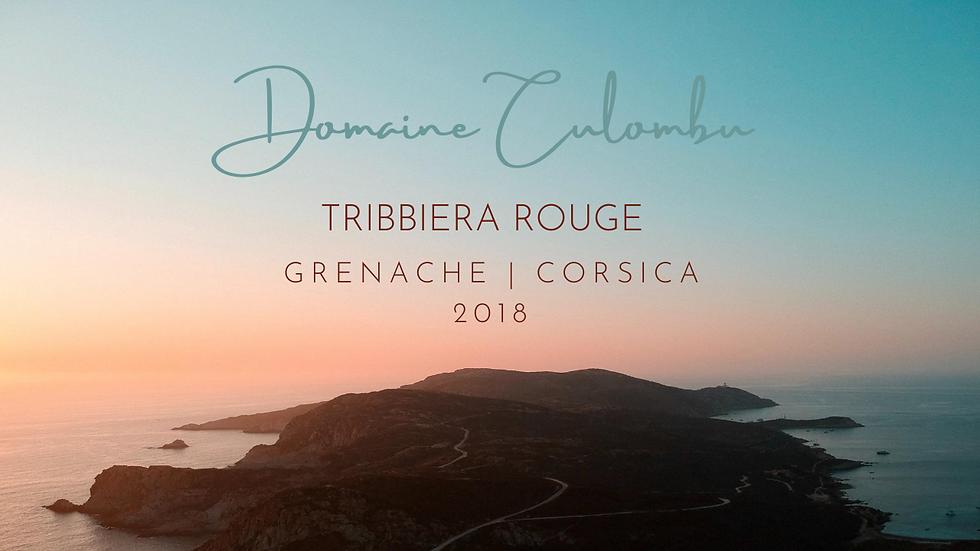 Domaine Culombu Tribbiera Rouge
