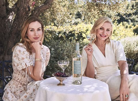 """The Genius and The Disingenuity of Cameron Diaz's new """"Clean Wine"""""""