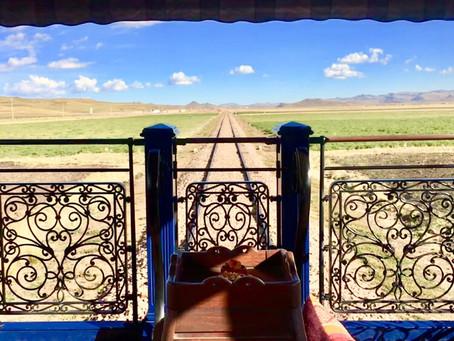 Ultimate train goals: all aboard the Belmond Andean Explorer