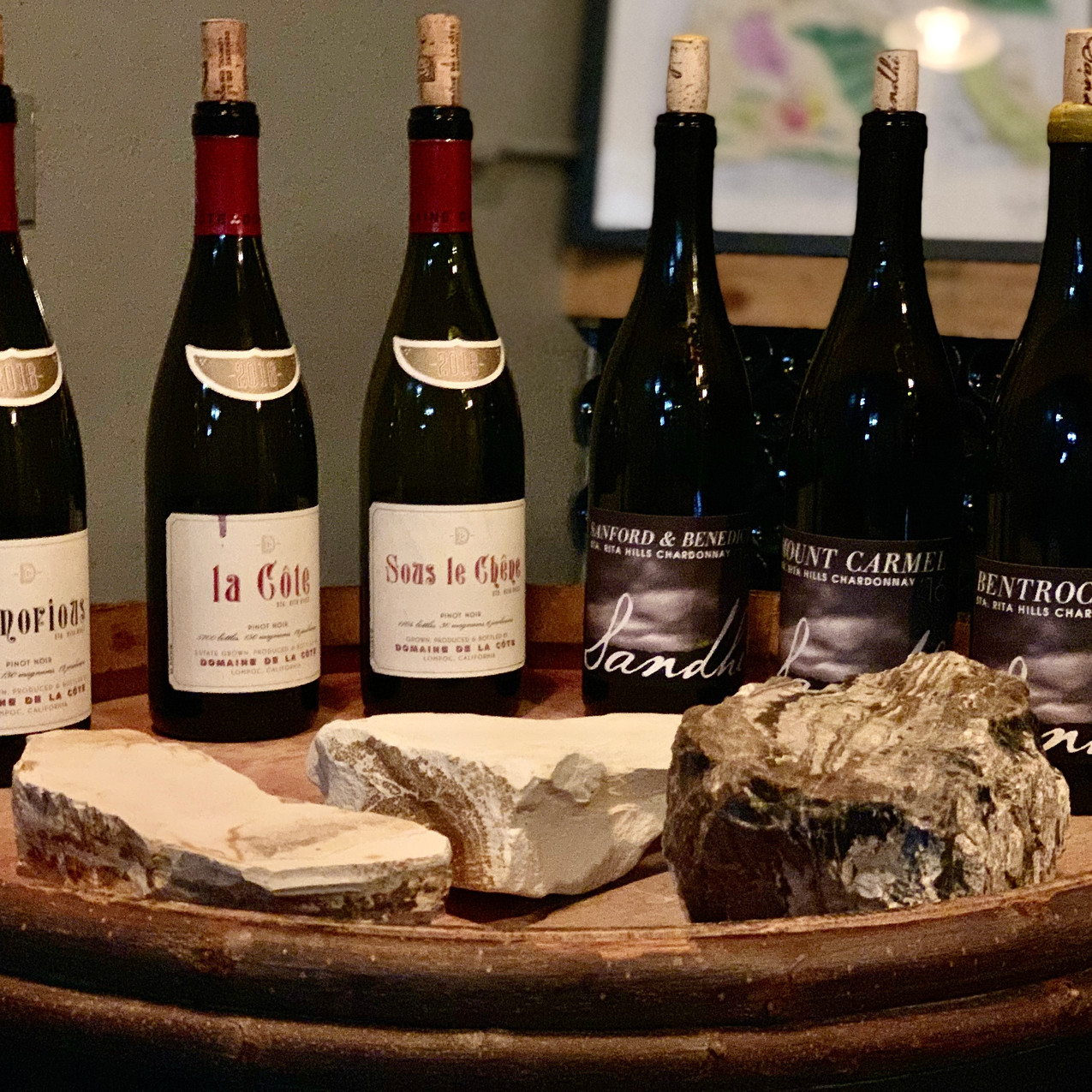 Terroir Focus at Domaine de la Cote