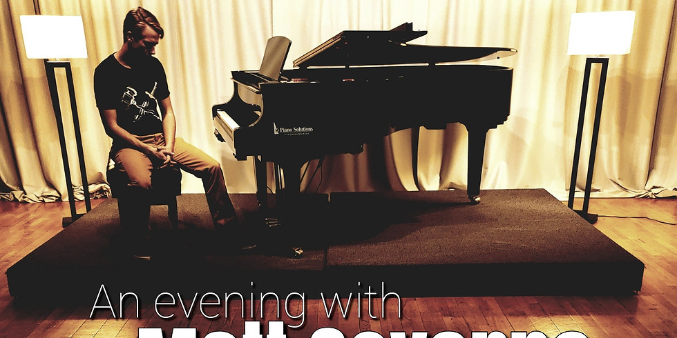 An Evening With Matt Soverns