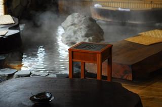 Ashiyu Onsen, Ryokan Hidatei Hanaougi, Takayama