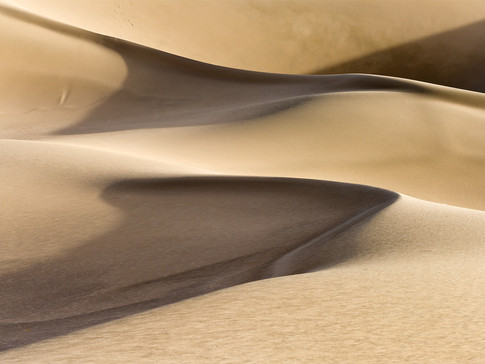 Singing Sand Dunes, Gansu Province, China