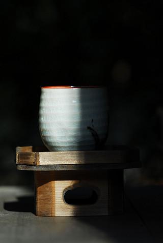 In the Jizo-in Temple, Kyoto