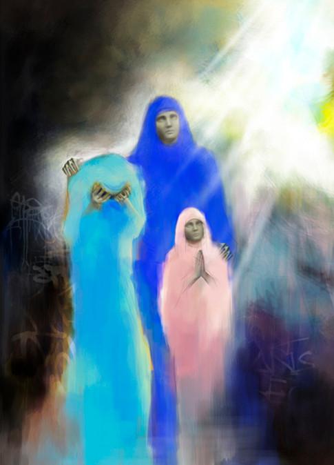 Les Femmes De Jerusalem