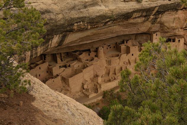 Cliff Palace, Mesa Verde NP, USA