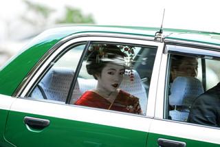 Geisha at a glance, Kyoto
