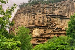 Maijishan Grottoes, Tianshui