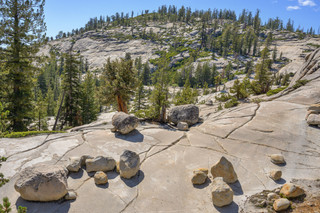 Olmsted Point, Yosemite NP, California
