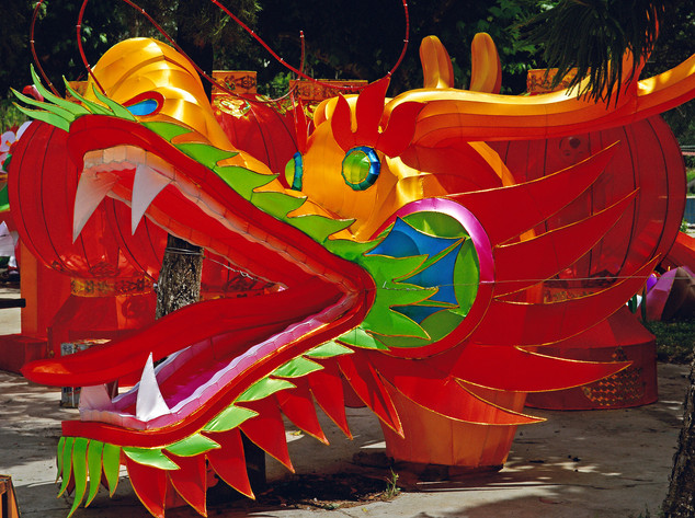 Abandoned theme park, Kunming