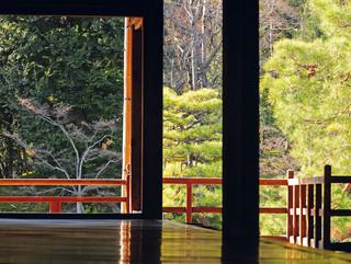 Garden of Tenryu-Ji temple, Kyoto