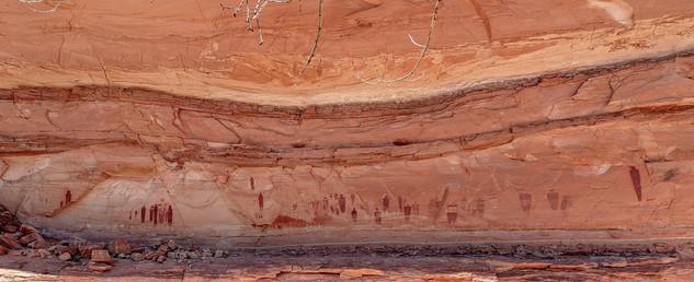 Great Gallery, Horseshoe Canyon, USA