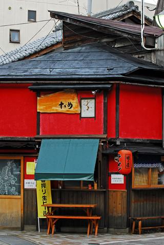 Ramen restaurant, Takayama