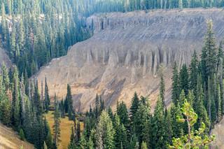 Pinnacles, Crater Lake NP, Oregon