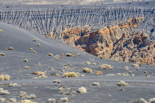 Ubehebe Crater, Death Valley NP, California