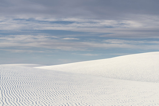 White Sands Dunes, New Mexico, USA