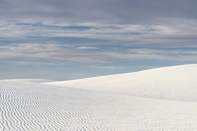White Sands Dunes, New Mexico, USA