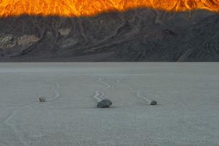 Racetrack Playa, Death Valley NP, California