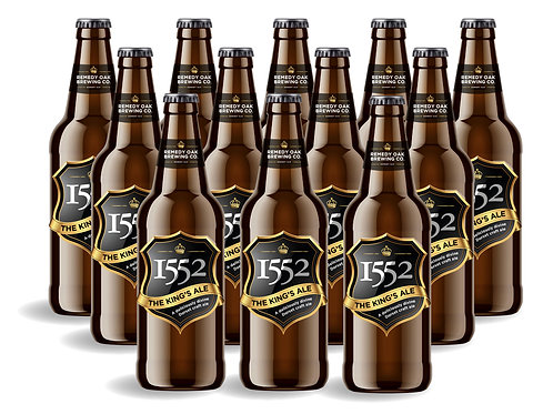 12 Bottles of 1552