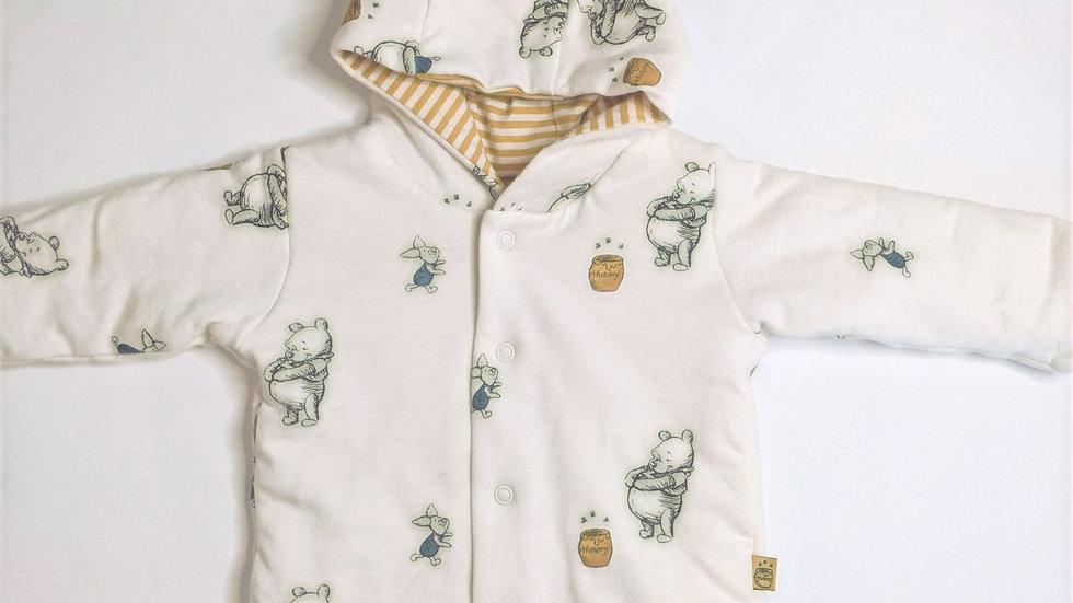 Winnie the Pooh Hoodie 0-3 months