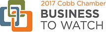 2017 Cobb Chamber Business To Watch logo