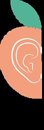 Peachtree Hearing ear logo