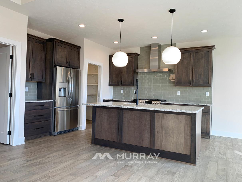 Murray Custom Home Builders Gallery SW Village Heights 6525 Kitchen