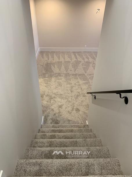 Murray Custom Home Builders Gallery SW Village Heights 6525 Stairwell1