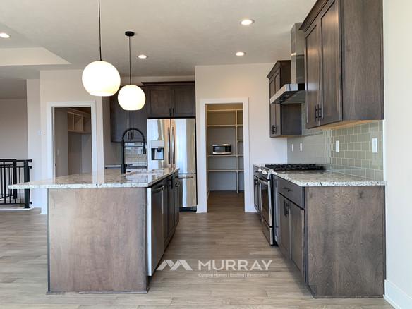 Murray Custom Home Builders Gallery SW Village Heights 6525 Kitchen2