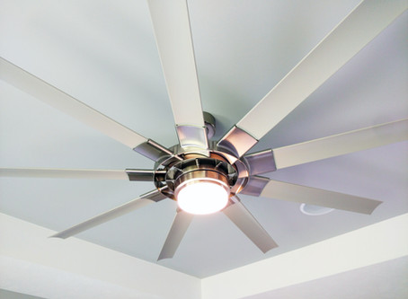 How to Reverse Your Ceiling Fan for Winter
