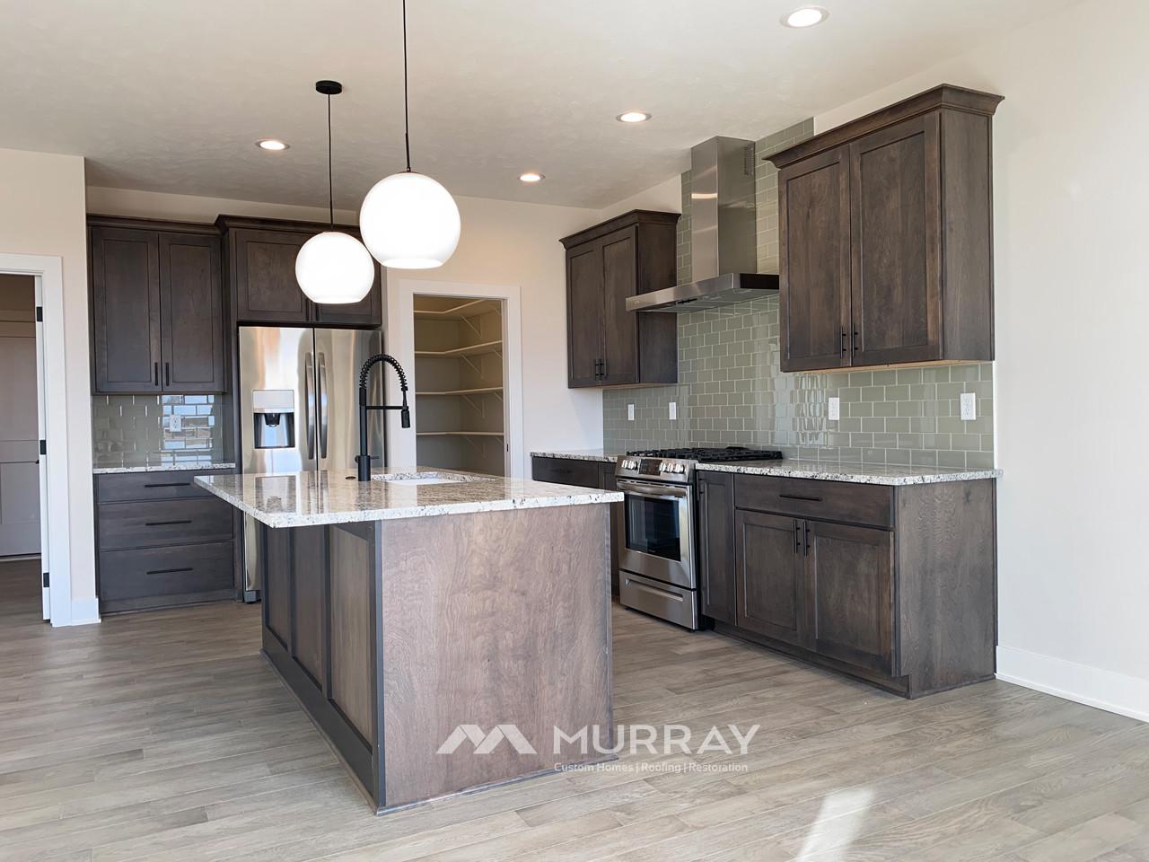 Murray Custom Home Builders Gallery SW Village Heights 6525 Kitchen1