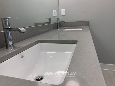 Murray Custom Home Builders Gallery SW Village Heights 6525 Master Bath Vanity