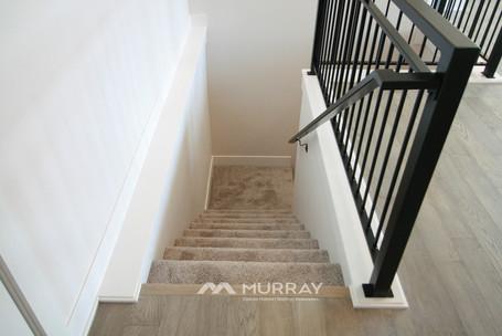 Murray Custom Home Builders Gallery SW Village Heights 6525 Stairwell