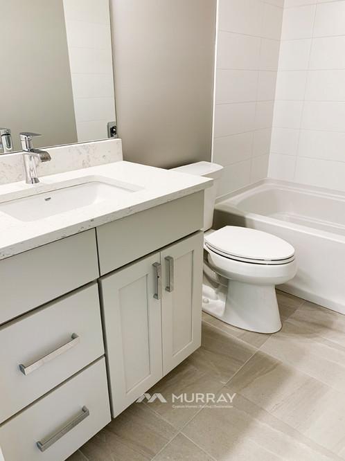 Murray Custom Home Builders Gallery SW Village Heights 6525 Main Bath