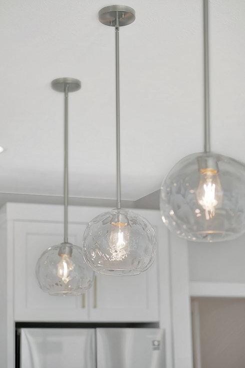 Murray Custom Home Light Fixture