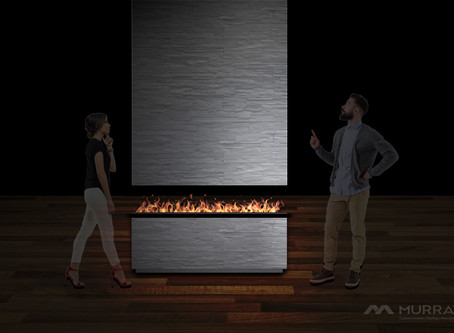 Every Home Tells a Story: 8533 Tralee Rd. The First Murray™ OpenFLAME® Fireplace in Nebraska.