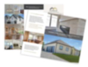 Murray New construction homes brochure