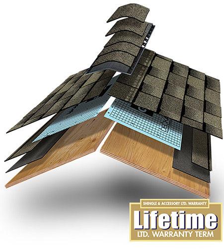 roofing contractors lifetime warranty