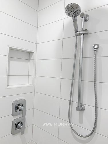 Murray Custom Home Builders Gallery SW Village Heights 6525 Master Bath Shower1