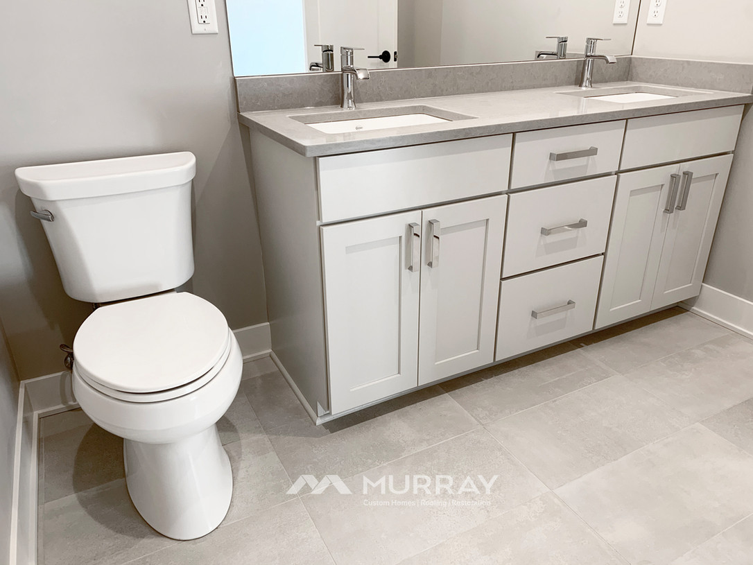 Murray Custom Home Builders Gallery SW Village Heights 6525 Master Bath